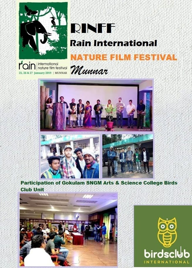 RAIN INTERNATIONAL NATURE FILIM FESTIVAL -RINFF
