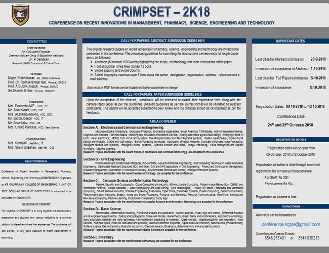 CRIMPSET -2K18