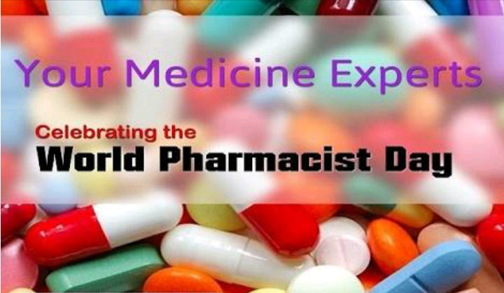PHARMACISTS DAY 25/09/2018